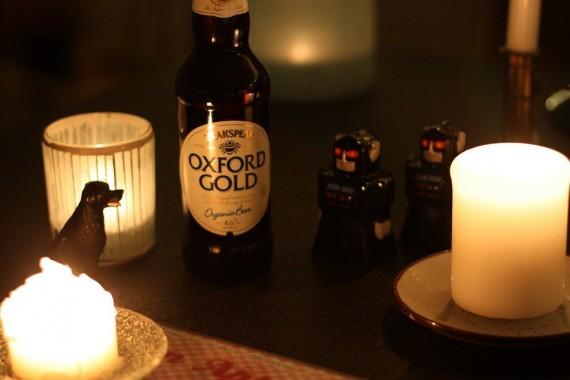 Ekologisk öl - Oxford Gold