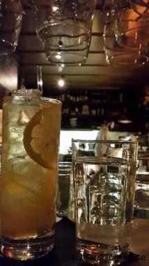 Gin & Tonic med Köttbarens egna Tonic.
