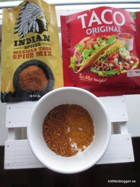Santa Maria vs Indian Spices